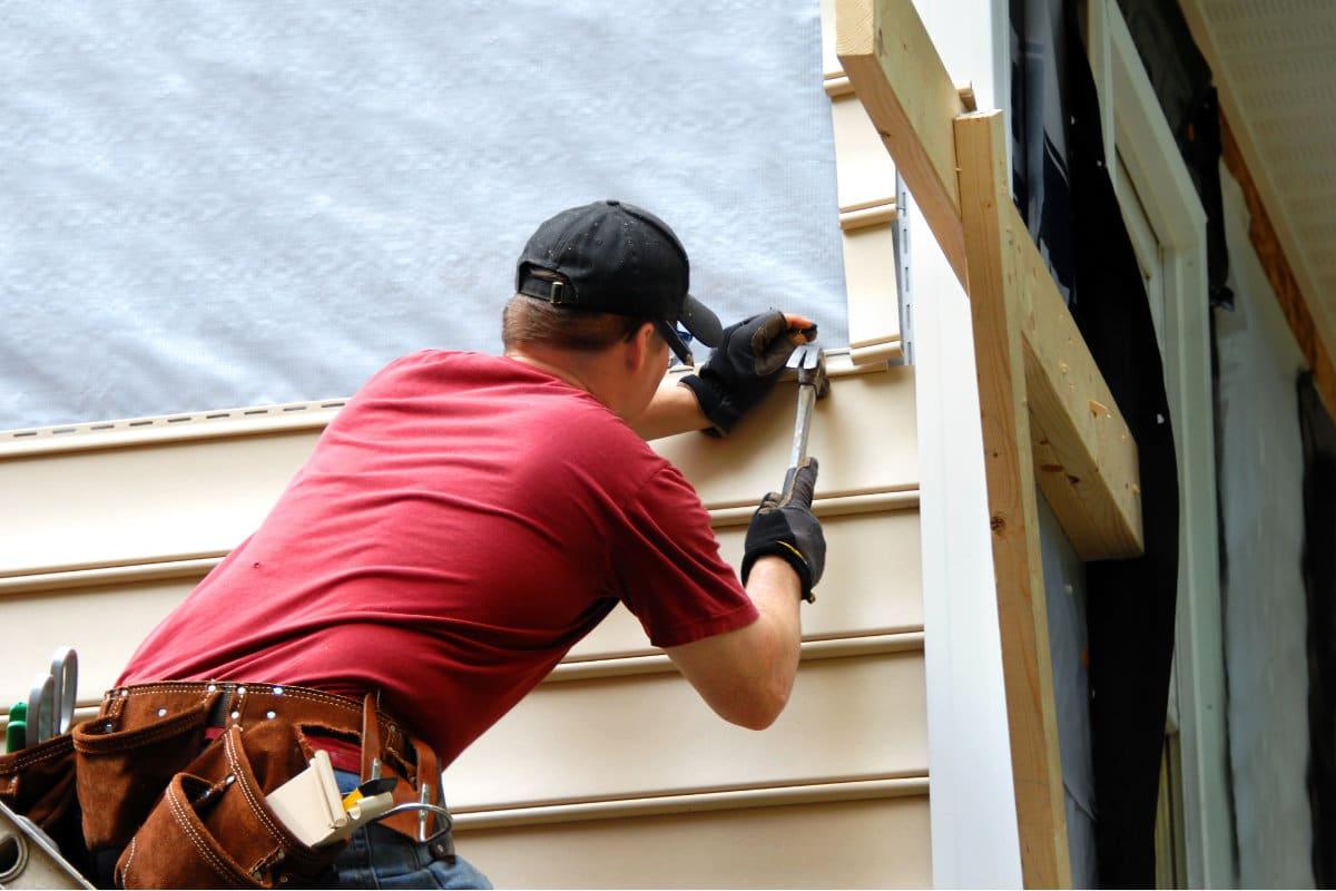 combattre infiltration d'eau nouveau bardage de façade