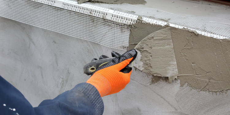 mur exterieur humide crepi